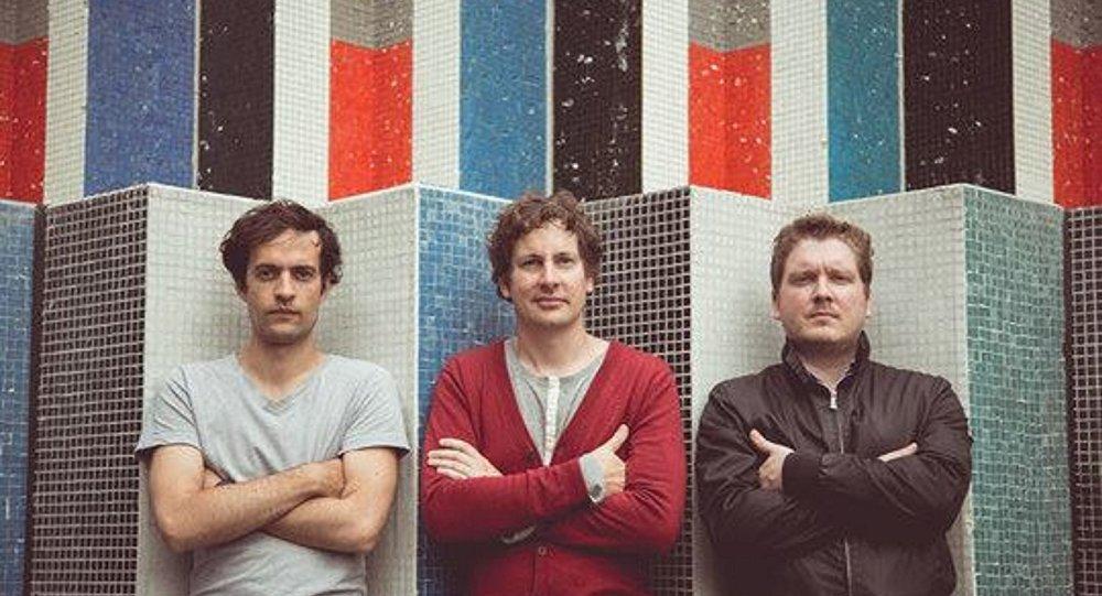 Le groupe OddZoo: Seb, Jim, Romain