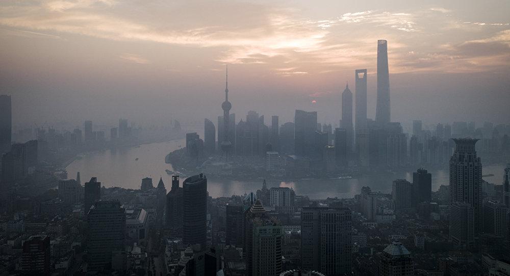 L'impressionnante photo de Shanghai à 195 milliards de pixels