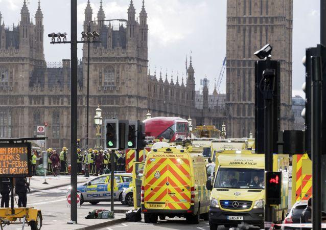 Attentat de Londres: la police UK relâche tous les interpellés