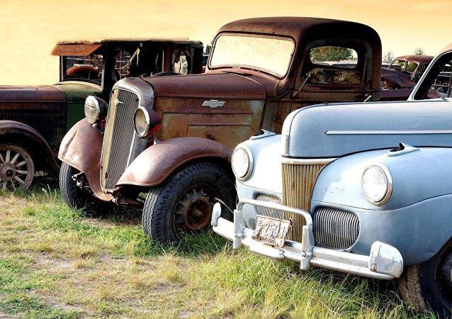 Un cimetière de voitures mis en vente pour 1 M USD au Canada