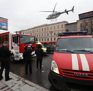 Explosion à Saint-Pétersbourg: «L'objectif est de semer le chaos en Russie»