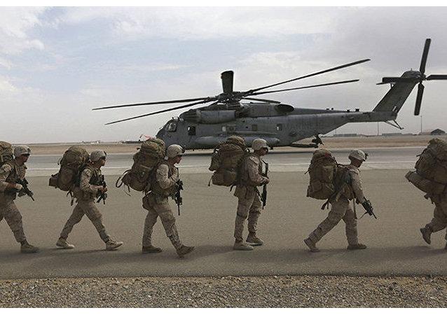 La coalition occidentale quitte l'Afghanistan