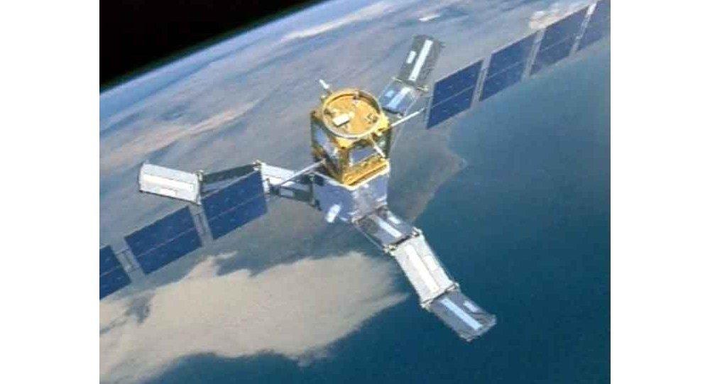 Un lanceur Rockot destiné à mettre en orbite deux satellites militaires et un satellite de télécommunications Gonets-M