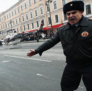 Saint-Pétersbourg et médias: l'inégalité face à la terreur