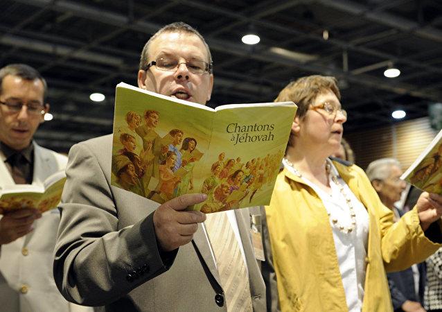 Les Témoins de Jéhovah. Image d'illustration