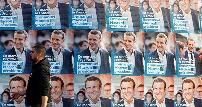 L'escroquerie du vote Macron