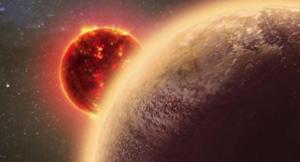Les scientifiques explorent l'atmosphère autour de la «jumelle de la Terre»