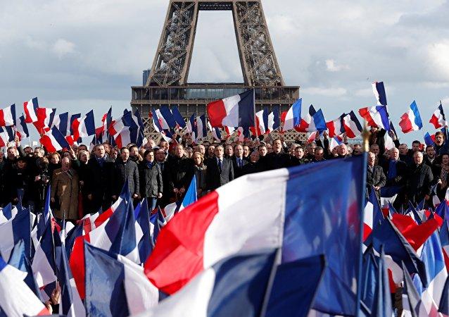Campagne présidentielle en France