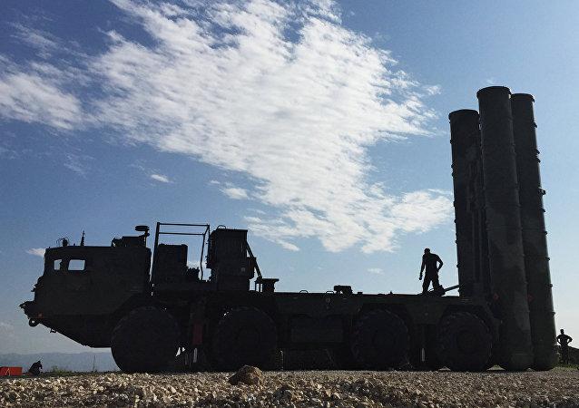 S-400 russe en Syrie