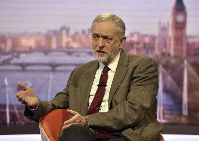 Le Parti travailliste britannique condamne les frappes US contre la Syrie