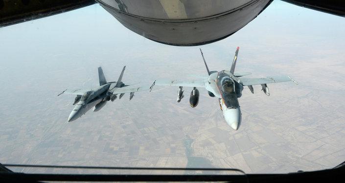 Aviation US en Syrie