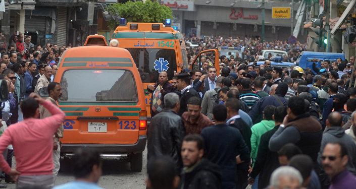 Attentats en Égypte: l'état d'urgence décrété pour une durée de trois mois