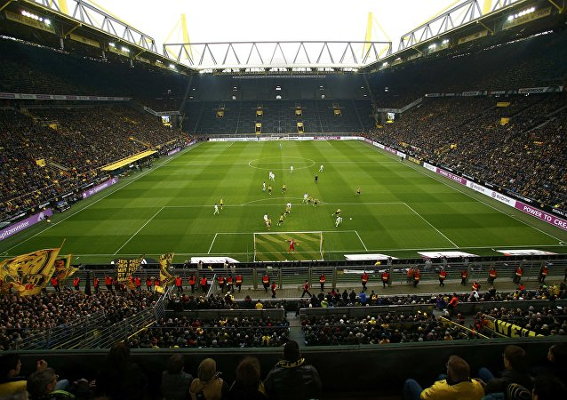 Un match domestique du Borussia Dortmund