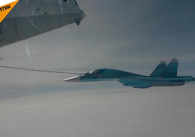 Défense russe: des avions changent de bases
