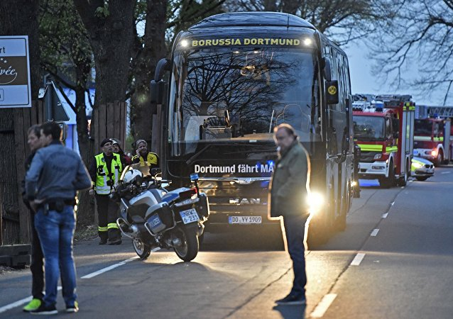 l'attaque de Dortmund en Allemagne