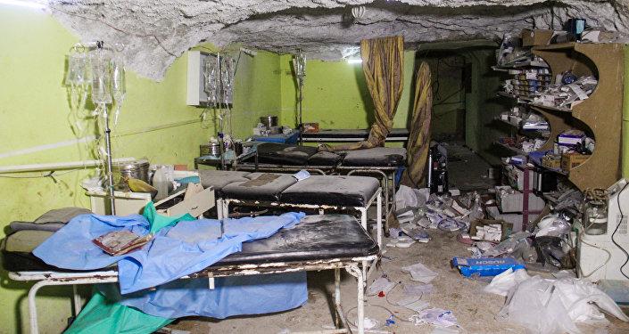 Attaque chimique en Syrie