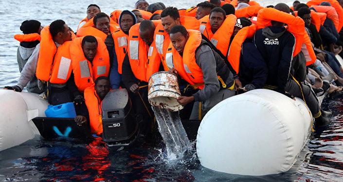 Nouvelle tragédie en Méditerranée: 100 migrants auraient péri noyés au large de la Libye