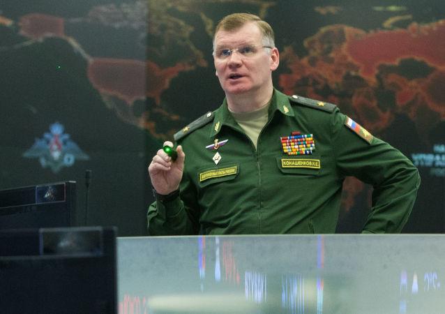 Militaires russes tombés pour Palmyre: la Défense russe dénonce l'intox