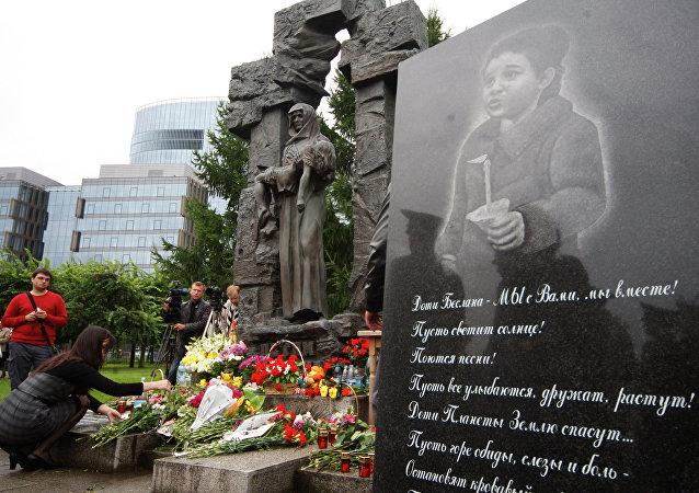 Massacres de Beslan: la Russie et les pouvoirs russes sont victimes du terrorisme