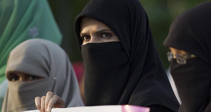 Des femmes musulmanes
