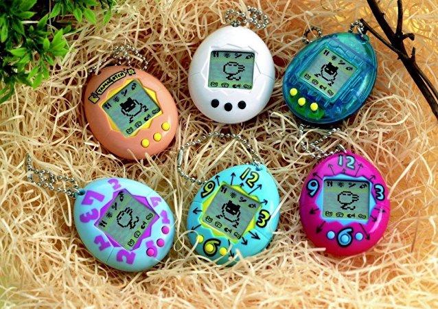 Tamagotchi: le jouet légendaire des années 90 de retour au Japon!