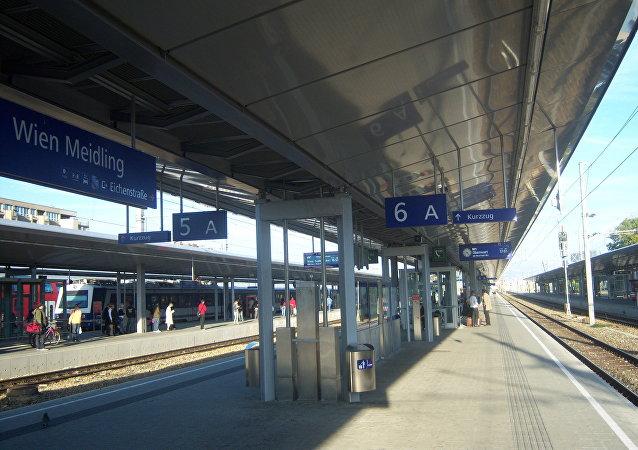 Gare de Vienne