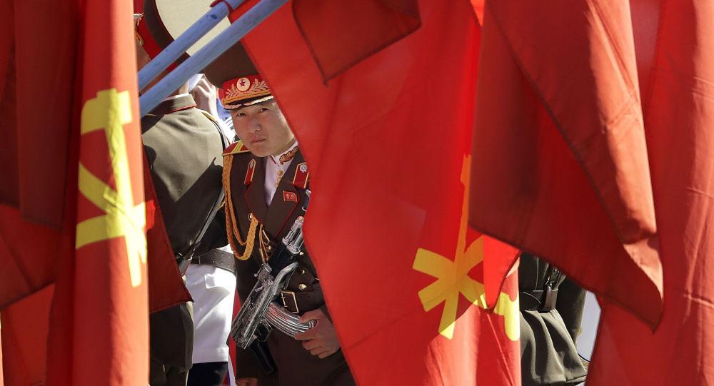 Soldat nord-coréen, image d'illustration