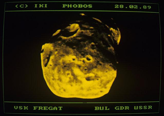Vers la lune Martienne: la France et le Japon examineront des échantillons du sol