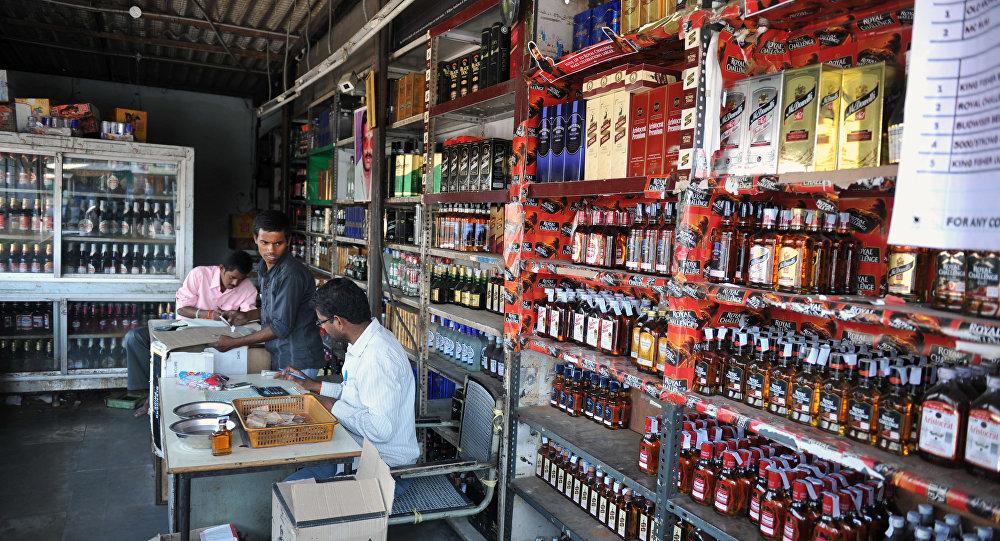 En Inde, un labyrinthe pour contourner la loi sur la vente d'alcool