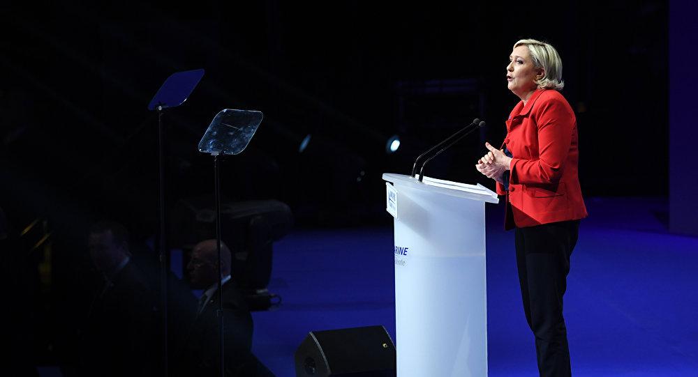 Convoquée pour la diffusion d'un document judiciaire, Marine Le Pen absente au tribunal