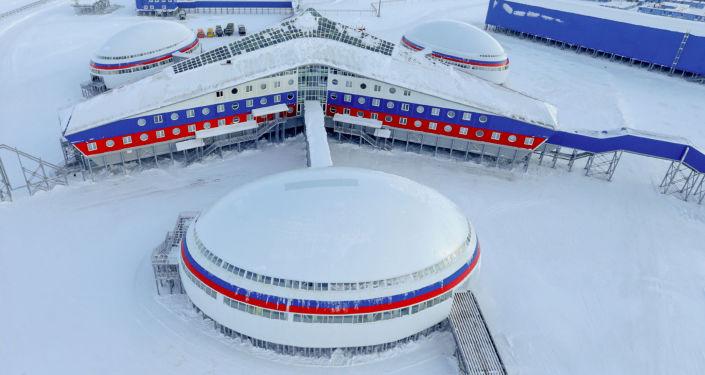 «Trèfle arctique»: une base militaire russe unique en son genre