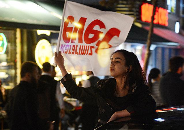 Le référendum turc