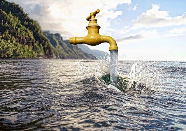 La Crimée restera-t-elle sans eau potable à cause d'une digue construite par Kiev?