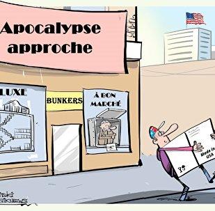 Foire aux bunkers: les Américains se préparent-ils pour la «Fin du monde»?