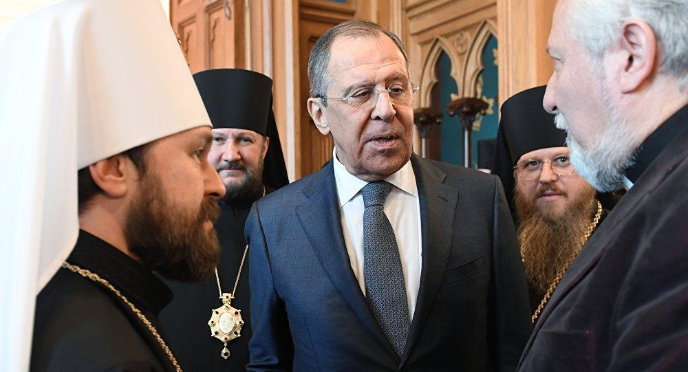 La Russie continuera à protéger les chrétiens au Proche-Orient et en Afrique du Nord