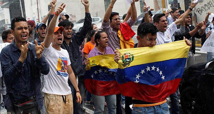 Venezuela: trois morts lors de manifestations anti-Maduro