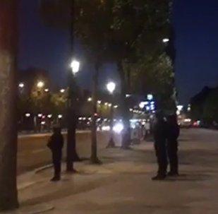 Fusillade à Paris