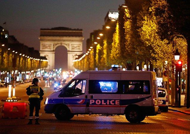 Un «braquage de siècle» à Paris