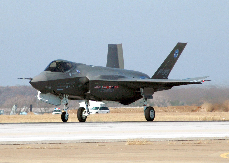 Dix F-35 américains mis hors de service