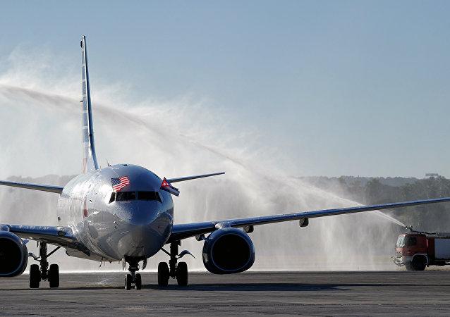 Les turbulences font 10 blessés à bord d'un avion d'American Airlines