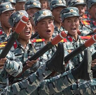 L'armée nord-coréenne