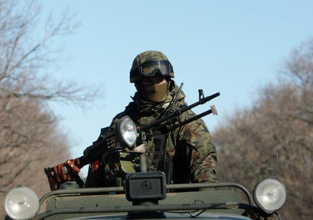 Sapere aude: des instructeurs militaires US débarquent dans le Donbass