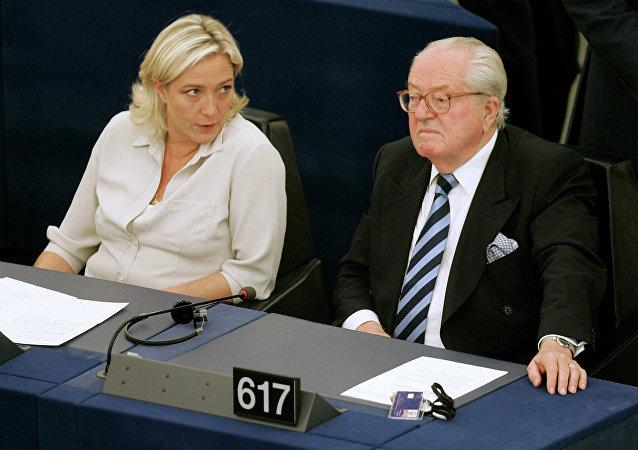 «J'aurais été plutôt comme Trump»: Jean-Marie Le Pen sur la campagne électorale de Marine
