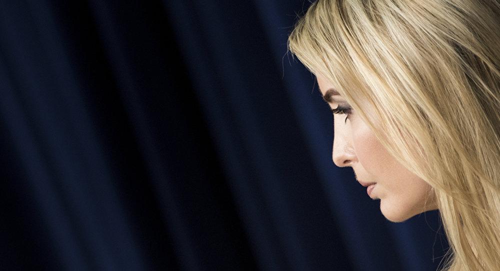 Les médias US dévoilent le surnom d'Ivanka Trump à la Maison-Blanche