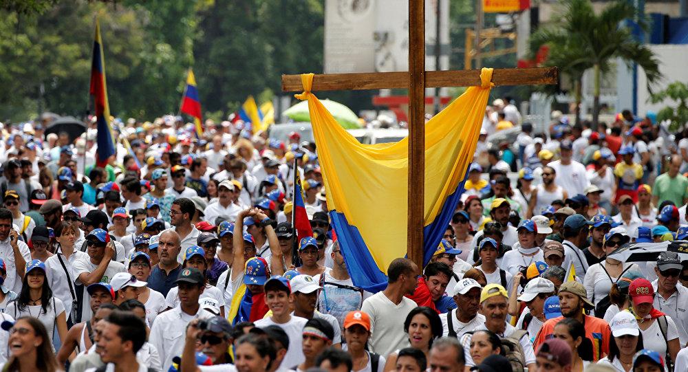 Venezuela: début du vote pour l'élection de l'Assemblée constituante