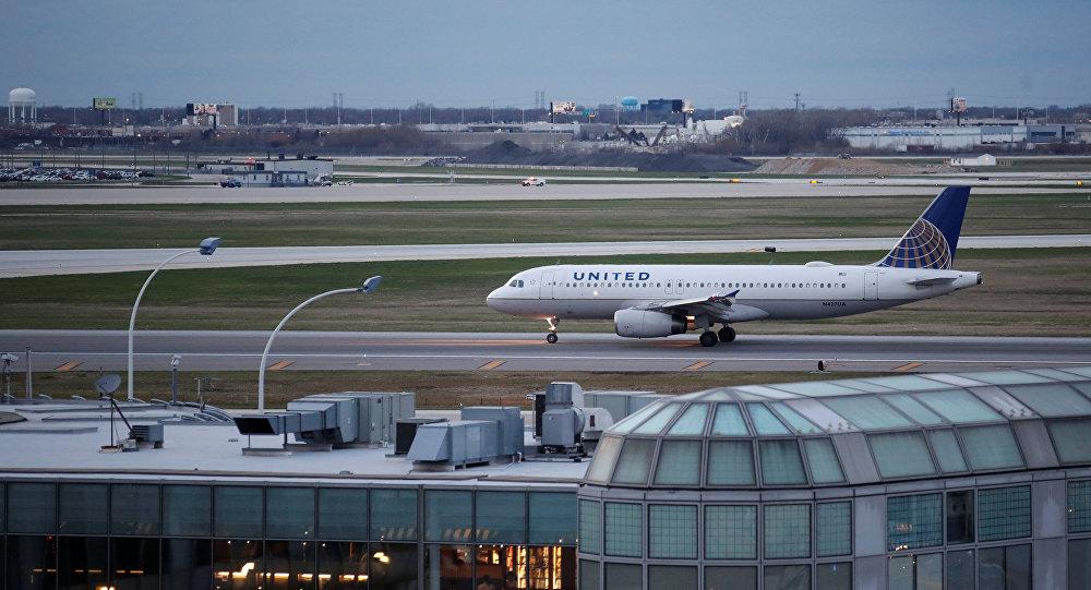 L'aéroport O'Hare de Chicago