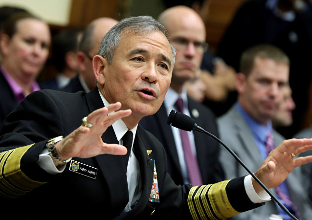 Amiral US: nous sommes capables de nous protéger des missiles nord-coréens