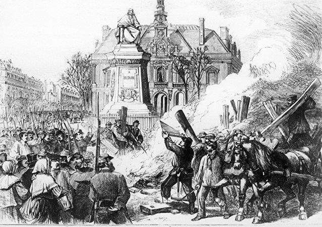 la guillotine