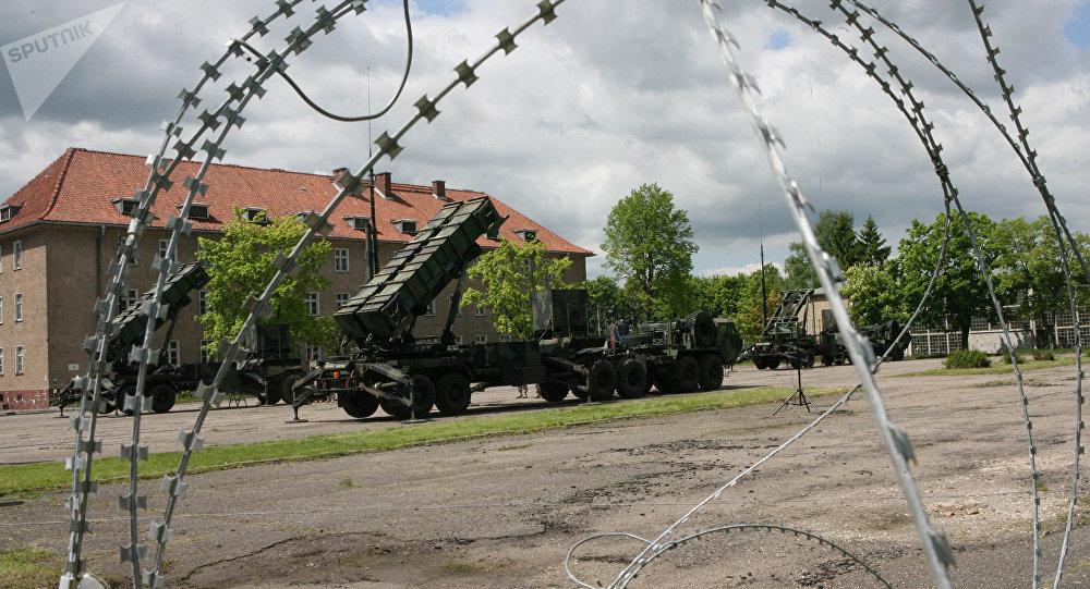 Missiles Patriot