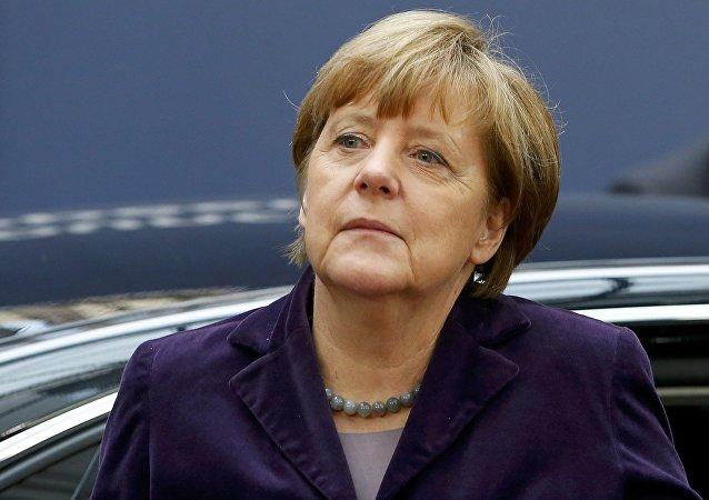 Approche «gagnant-perdant»: Merkel critique la politique extérieure des USA